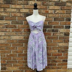 Bandot Floral Dress Size Medium
